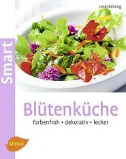 Buchcover: Kochen mit Blüten