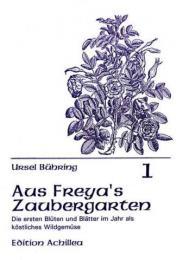 Buchcover: Aus Freya's Zaubergarten