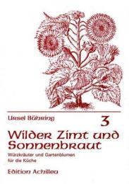 Buchcover: Wilder Zimt und Sonnenbraut