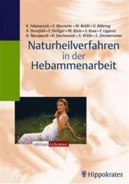 Buchcover:  Naturheilverfahren in der Hebammenarbeit