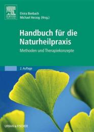Buchcover: Handbuch für die Naturheilpraxis, 2. Auflage
