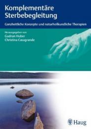 Buchcover: Komplementäre Sterbebegleitung