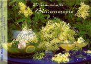 Buchcover: 20 Traumhafte Blütenrezepte